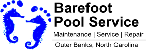 Outer Banks Pools and Spas | Barefoot Pool Service logo