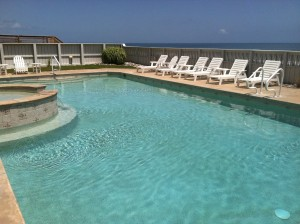 Outer Banks Pools and Spas Twice Weekly pool and spa service