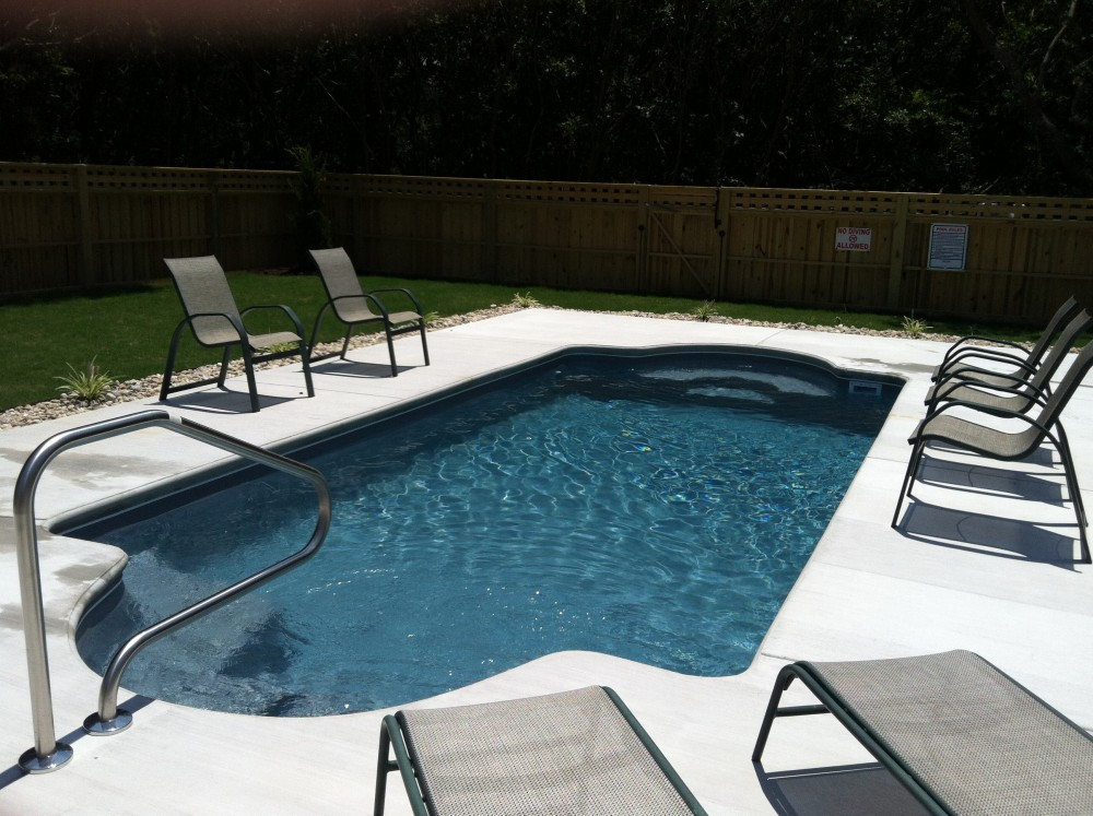 Outer Banks Pools Spa