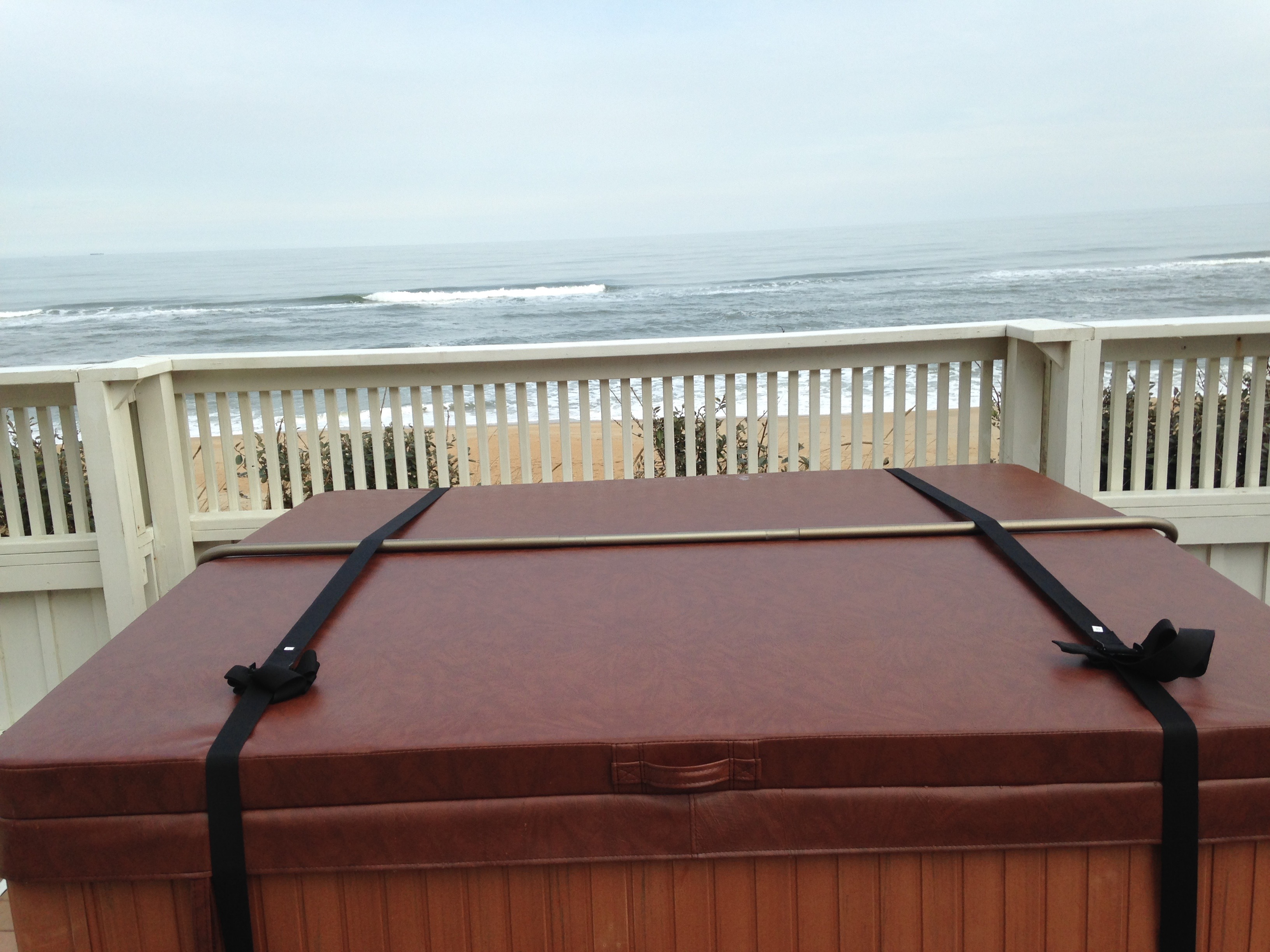 Outer Banks Hot Tub Cover Lifters Outer Banks Pools And