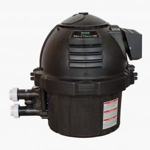 box lp gas pool heater