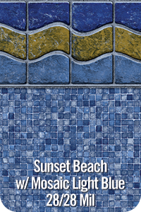 Gli Pool Vinyl Liner Samples Outer Banks Pools And Spas